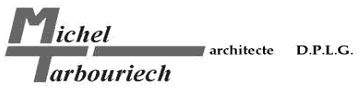 logo Michel Tarbouriech Architecte
